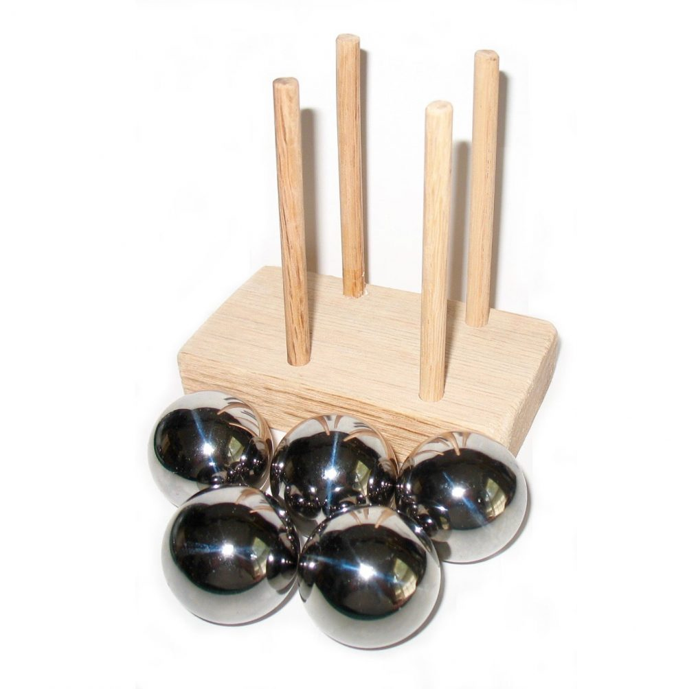 "Monkey Fist 1-1/4"" Speed Pack w Jig & 5 Steel Balls"