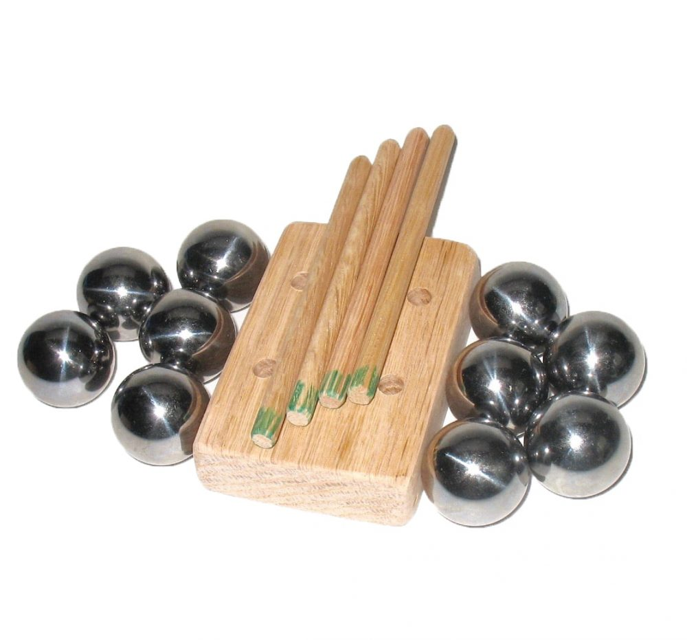 Monkey Fist 1-1/4 inch Value Pack w Jig & 10 Steel Balls