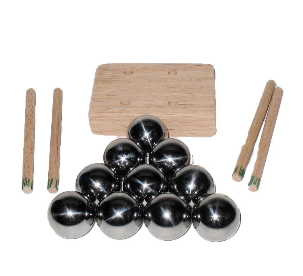 Monkey Fist 3/4 inch Value Pack w Jig & 10 Steel Balls