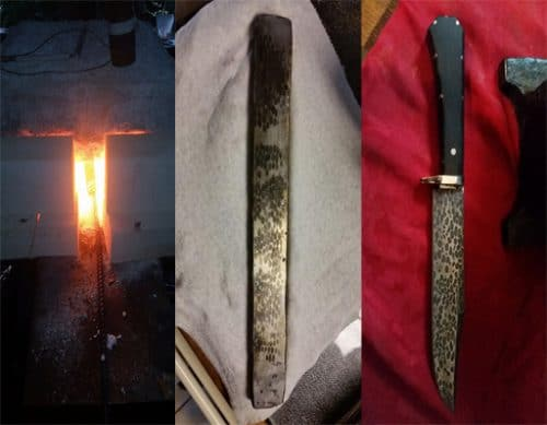 Knife Makers Steel